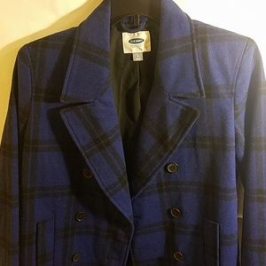Womens Old navy Pea coat  Size Large